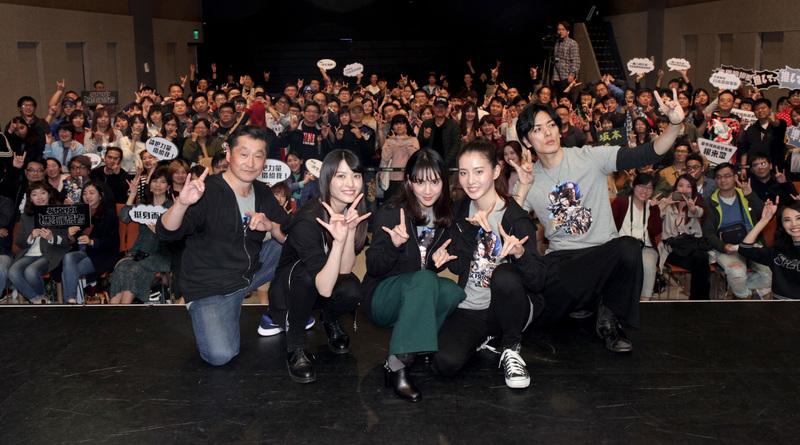 BLACKFOX大熱狂のファン・ミーティングin台北
