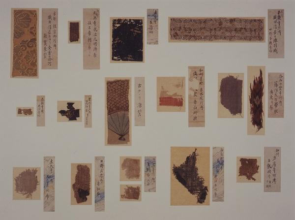 古代裂帳(德川記念財団蔵)