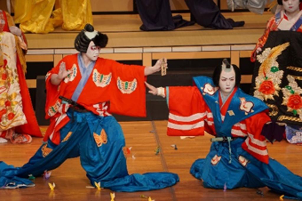 『清流の国ぎふ 2020地歌舞伎勢揃い公演』