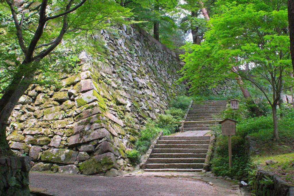 丹波亀山城